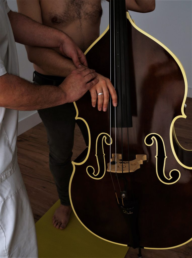 Fisioterapia para músicos